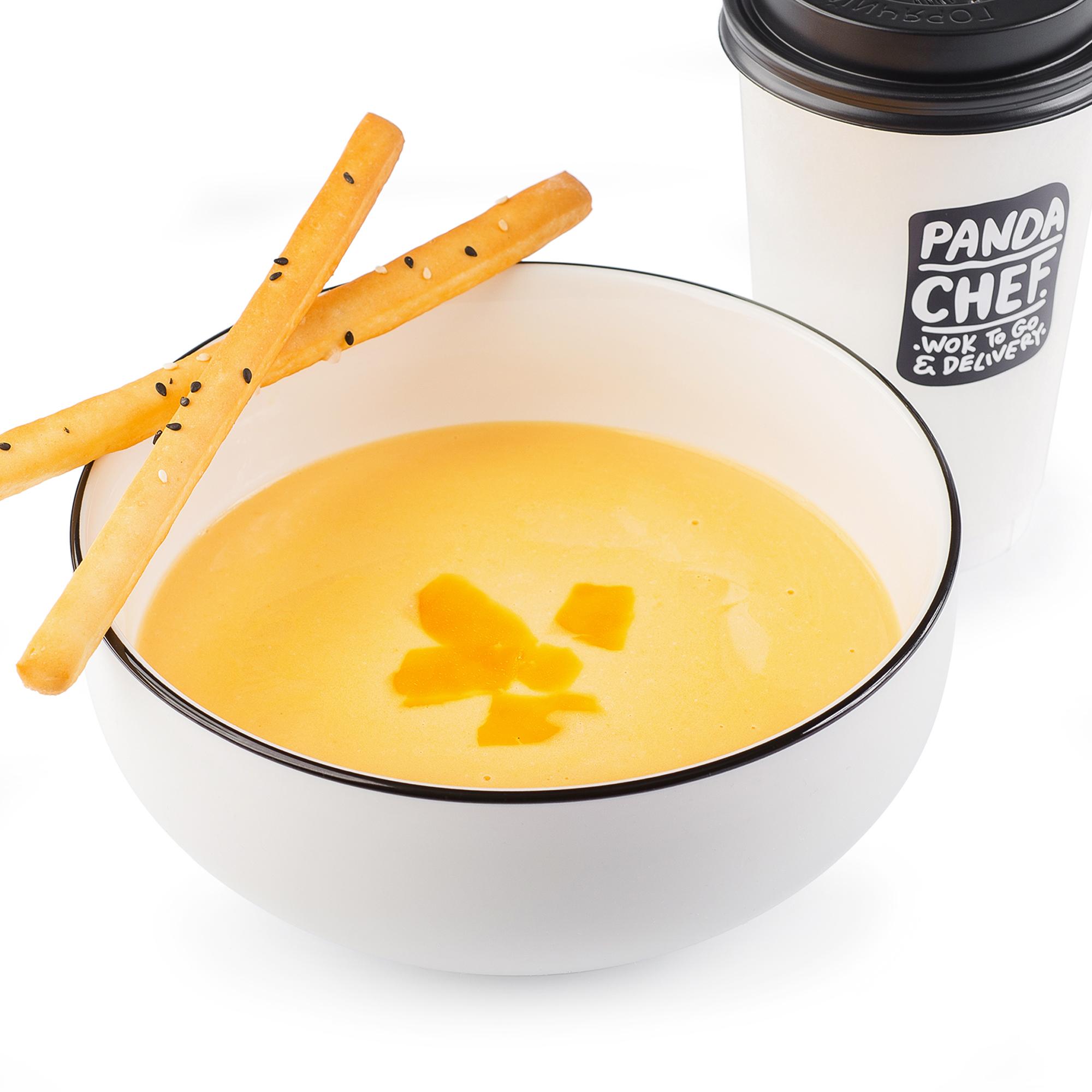 Суп-шейк Сырный