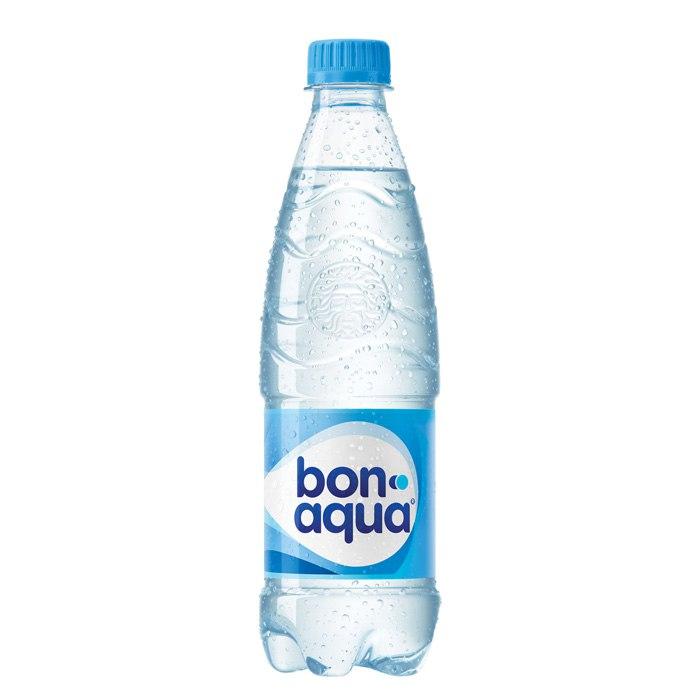 Bon Aqua газ/негаз