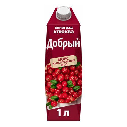 Морс Клюква