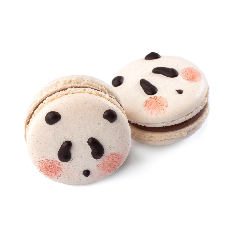 Macarons Панда 2 шт.