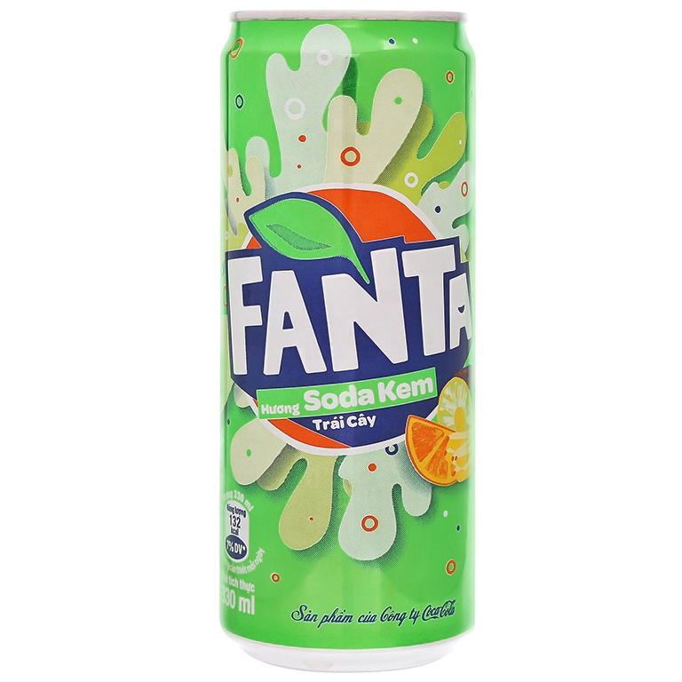 Fanta Крем-Сода